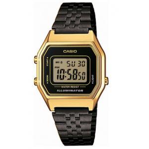 Dámské hodinky CASIO Collection Retro LA-680WEGB-1A