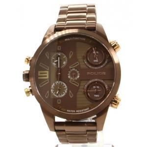 Pánské hodinky POLICE Copperhead PL14374JSBN/12M