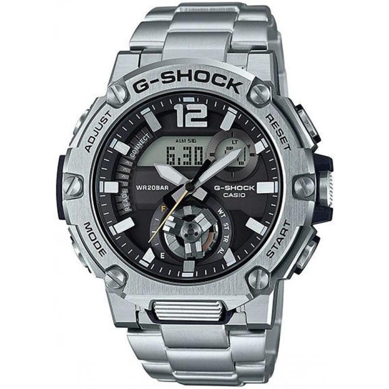 Pánské hodinky CASIO G-SHOCK G-Steel GST-B300SD-1AER