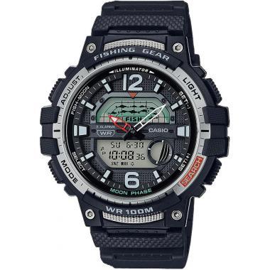 Pánské hodinky CASIO Collection Fishing Gear WSC-1250H-1AVEF