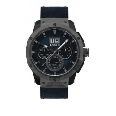 Pánské hodinky LOSER Vision Deep Blue LOS-V02