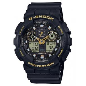 Pánské hodinky CASIO G-SHOCK GA-100GBX-1A9