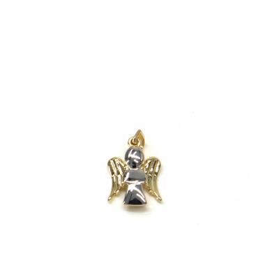 Zlatý přívěsek Pattic anděl 1,45 gr GU01005
