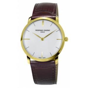 Pánské hodinky FREDERIQUE CONSTANT Slim FC-200V5S35