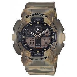 Pánské hodinky CASIO G-SHOCK GA-100MM-5A