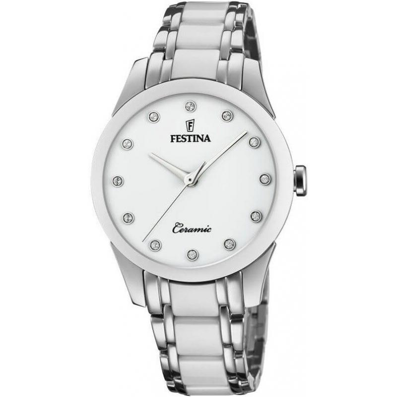 Dámské hodinky FESTINA Ceramic 20499/1