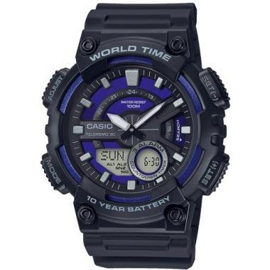 Pánské hodinky CASIO Collection Combination AEQ-110W-2A2VEF
