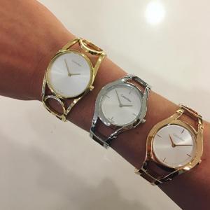 Dámské hodinky CALVIN KLEIN Round K5U2M546