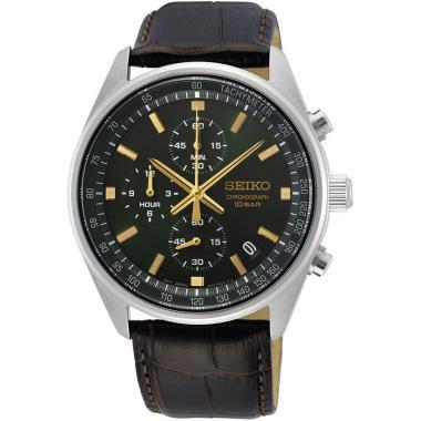 Pánské hodinky Seiko Quartz Chronograph SSB385P1