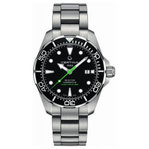 Pánské hodinky CERTINA DS Action Diver Powermatic 80 C032.407.11.051.02