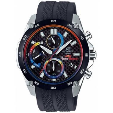 Pánské hodinky CASIO Edifice Scuderia Toro Rosso Limited Edition EFR-557TRP-1A
