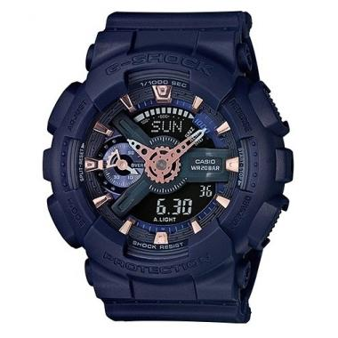 Dámské hodinky CASIO G-SHOCK GMA-S110CM-2A