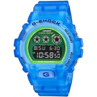 Pánské hodinky CASIO G-SHOCK Original Color Skeleton Series DW-6900LS-2ER