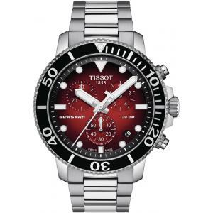 Pánské hodinky TISSOT Seastar 1000 Quartz Chronograph T120.417.11.421.00