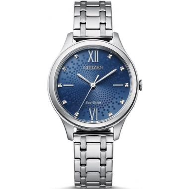 Dámské hodinky Citizen Elegant Eco-Drive EM0500-73L