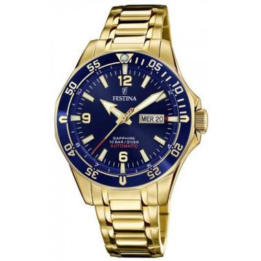 Pánské hodinky FESTINA Automatic 20479/2