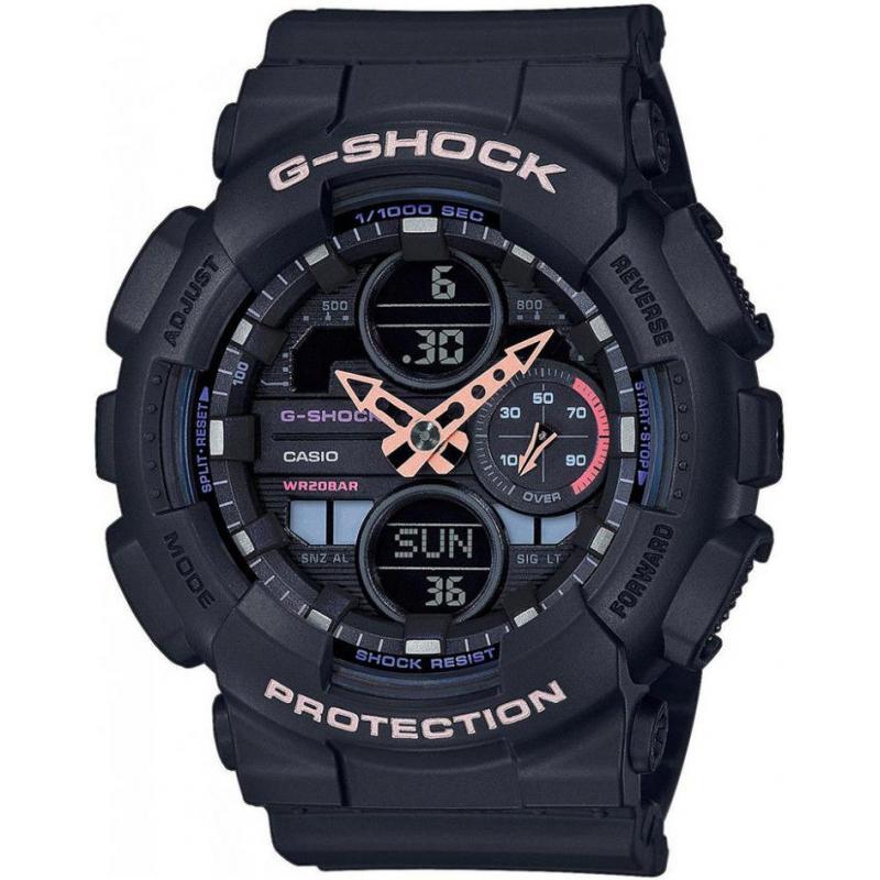 Hodinky CASIO G-Shock Original S-Series GMA-S140-1AER