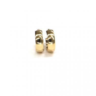 Náušnice ze žlutého zlata Pattic AU 585/000 1,00 gr ARP680604Y