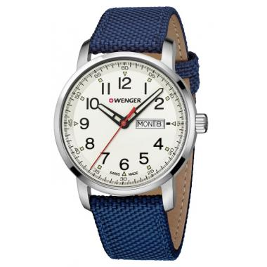 Pánské hodinky WENGER Attitude 01.1541.113