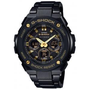 Pánské hodinky CASIO G-SHOCK G-Steel GST-W300BD-1A