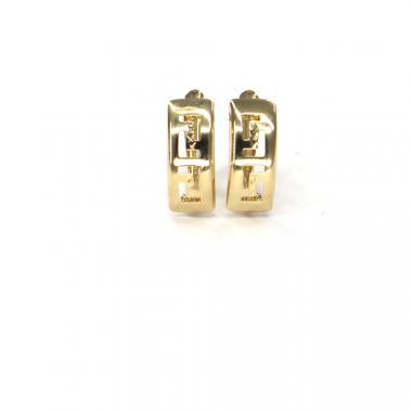 Náušnice ze žlutého zlata Pattic AU 585/000 1,30 gr ARP812004Y