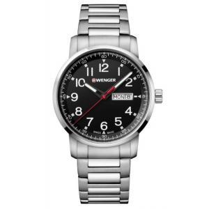 Pánské hodinky WENGER Attitude Heritage 01.1541.107