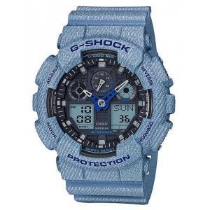Pánské hodinky CASIO G-SHOCK GA-100DE-2A