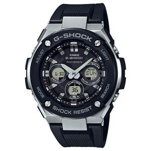 Pánské hodinky CASIO G-SHOCK G-Steel GST-W300-1A