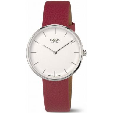 Dámské hodinky BOCCIA TITANIUM Appleskin 3327-01