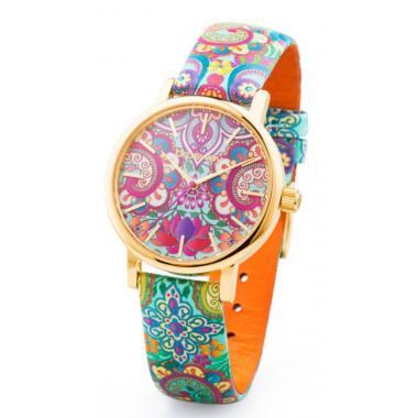 Dámské hodinky BROSWAY Gitana Karma Lotus WGI23