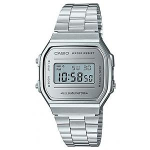 Unisex hodinky CASIO Collection Retro A-168WEM-7