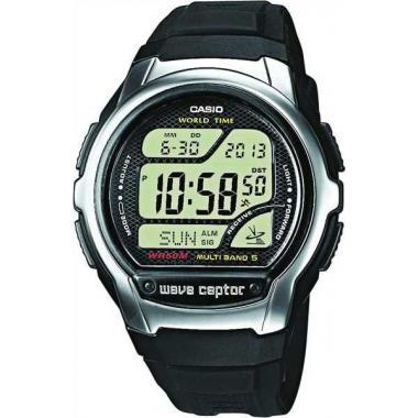 Pánské hodinky CASIO Wave Ceptor WV-58E-1AVEF