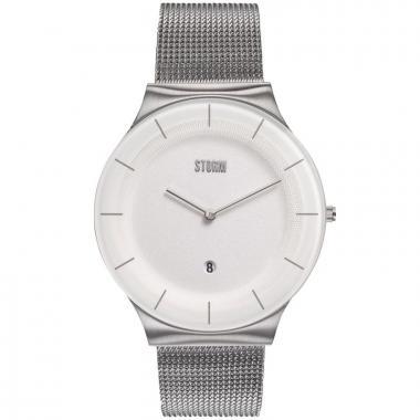 Pánské hodinky STORM  XENU MESH WHITE 47475/W