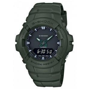Pánské hodinky CASIO G-SHOCK G-100CU-3A