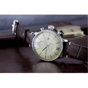 Pánské hodinky PRIM Retro Chronograf W01P.13023.C