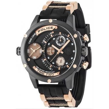 Pánske hodinky POLICE Adder PL14536JSB 02PA 249c3b20967