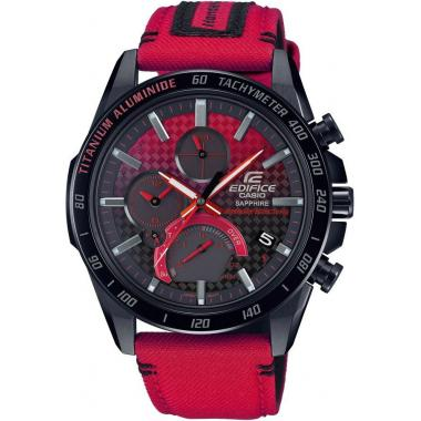 Pánske hodinky CASIO Edifice Honda Racing Limited Edition EQB-1000HRS-1AER