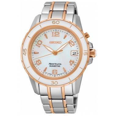 Dámské hodinky SEIKO Sportura Kinetic SKA878P1
