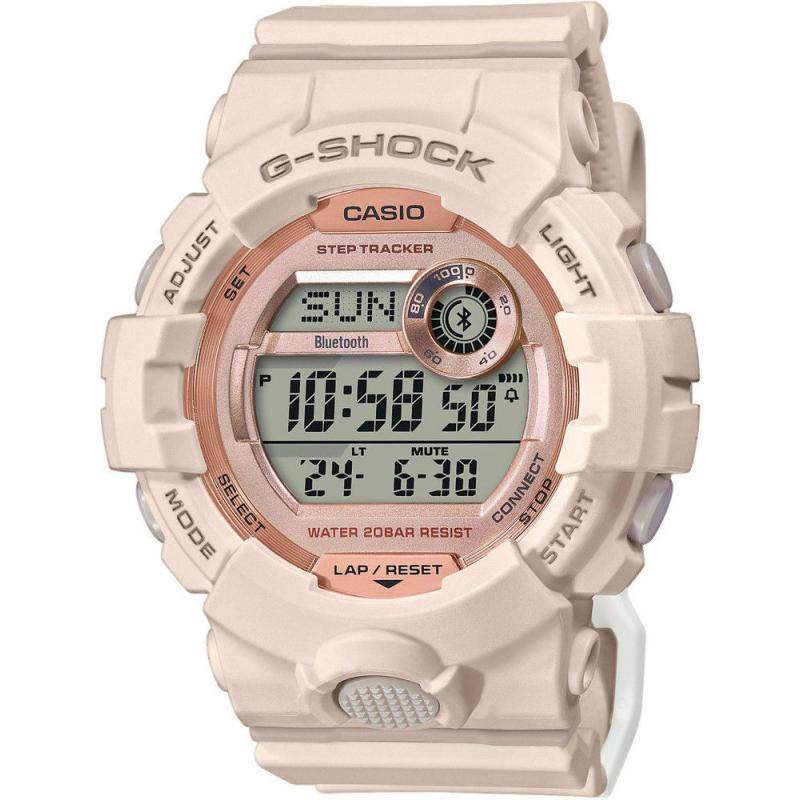 Dámské hodinky CASIO G-SHOCK Original G-Squad GMD-B800-4ER