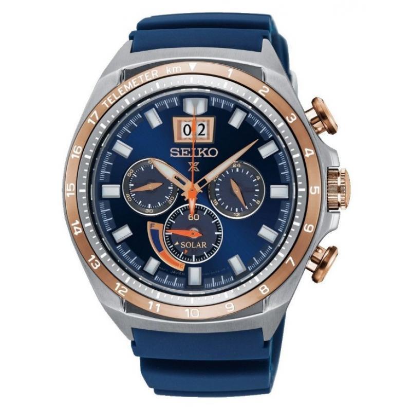 Pánské hodinky SEIKO Prospex Sea Solar SSC666P1
