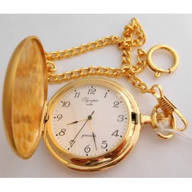 Pánské kapesní hodinky OLYMPIA Klasik 30602