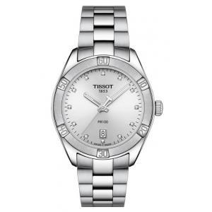 Dámské hodinky TISSOT PR 100 Sport Chic T101.910.11.036.00