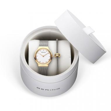 Dámský set BERING hodinky + náramek 12131-010-SET19