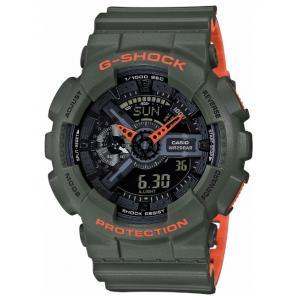 Pánské hodinky CASIO G-SHOCK GA-110LN-3A