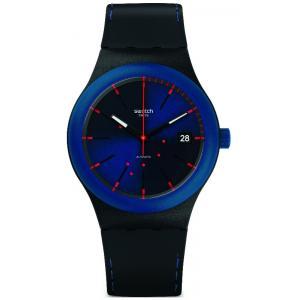 3D náhled. Pánské hodinky SWATCH Sistem Notte SUTB403 9146eb1a42