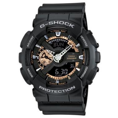Pánské hodinky CASIO G-SHOCK GA-110RG-1AER