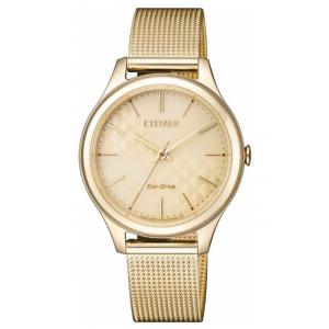Dámské hodinky CITIZEN Elegance Eco-Drive EM0502-86P