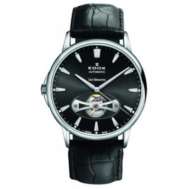 7e8fb87ee Pánske hodinky EDOX Les Bémonts Automatic Open Heart 85021 3 NIN