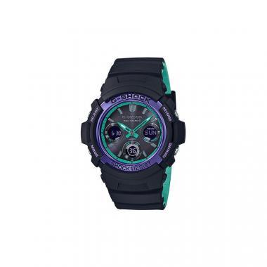 Pánské hodinky CASIO G-SHOCK AWG-M100SBL-1AER