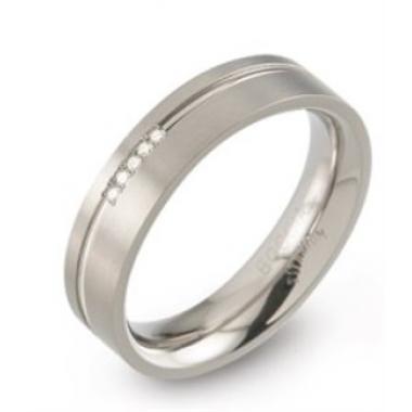 Titanový prsten BOCCIA 0149-0252